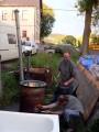 Příprava teplé vody