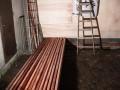 Fošny na konstrukci podlahy
